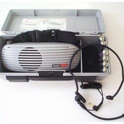 手ぶら拡声器1 ハンドフリー拡声器セット