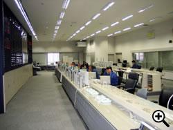 通信指令室